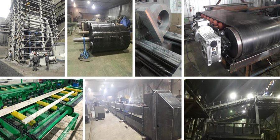 Заводу конвейерного оборудования сдача зерна на элеваторе