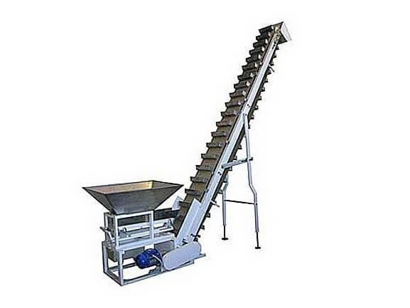 Ковшовый конвейер устройство фольксваген транспортер т4 панель приборов купить