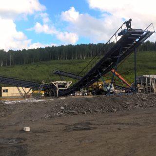 За летне-осенний период спроектированы, изготовлены и отправлены заказчикам множество единиц конвейерного оборудования.